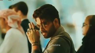 Allu Arjun Mass Transformation Whatsapp Status