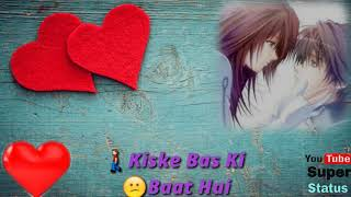 Dekha Tujhe To Ho Gayi Deewani Song Whatsapp Status