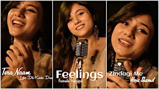 Feelings Female Version Fullscreen Whatsapp Status