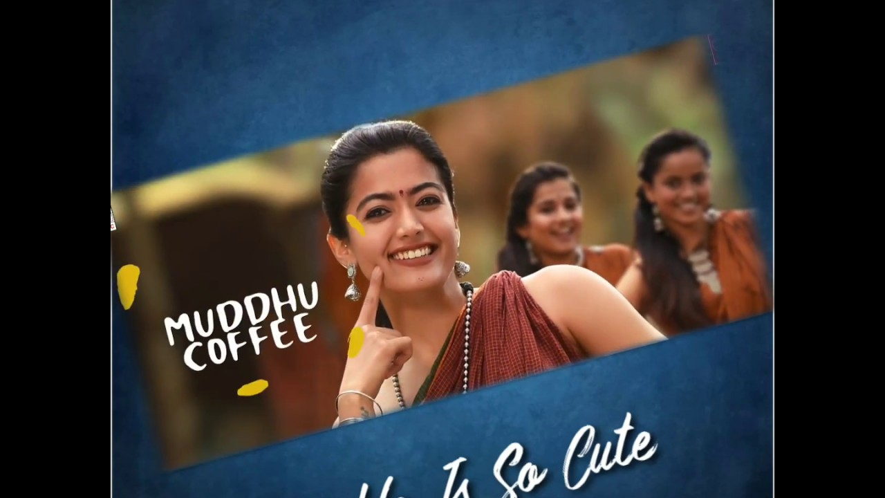 He Is So Cute || Sarileru Neekevvaru Whatsapp Status