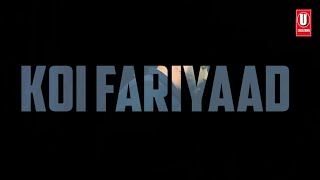 Koi Fariyaad - B Praak Lyrical Whatsapp Status