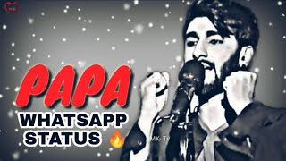 Mere Papa - RCR Rapper Emotional Rap Whatsapp Status