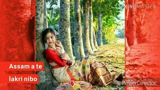 Mone Kori Assam Jabo Song Whatsapp Status