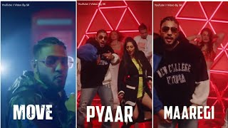 Move - Raftaar Fullscreen Whatsapp Status