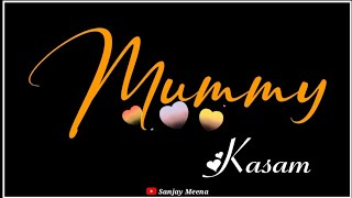 Mummy Kasam - Coolie No 1 Lyrical Whatsapp Status