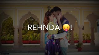 Saiyaan - Jass Manak Lyrical Whatsapp Status