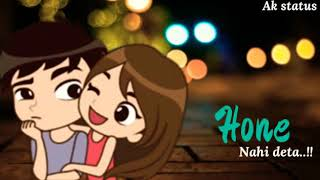 So Gaya Ye Jahan - Love Whatsapp Status