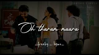 Tharam Maara Single - Darbar Whatsapp Status