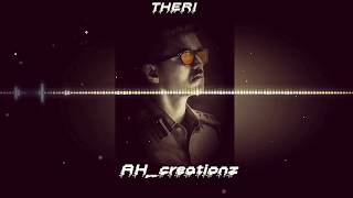 Theri Mass BGM Whatsapp Status