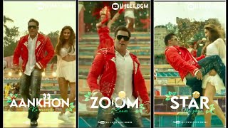 Zoom Zoom Song - Radhe Fullscreen Whatsapp Status